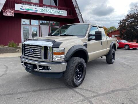 2010 Ford F-350 Super Duty for sale at Pop's Automotive in Homer NY