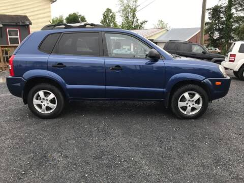 2008 Hyundai Tucson for sale at PENWAY AUTOMOTIVE in Chambersburg PA