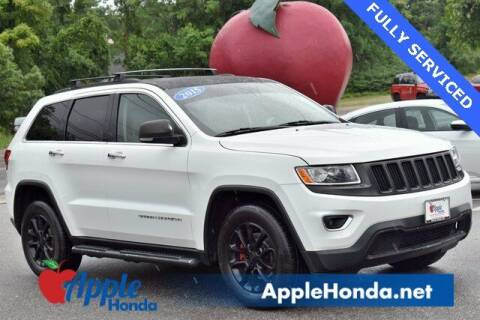 2015 Jeep Grand Cherokee for sale at APPLE HONDA in Riverhead NY