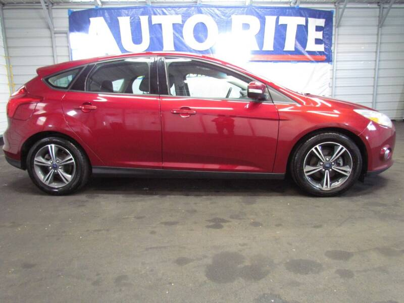 2014 Ford Focus for sale at Auto Rite in Cleveland OH