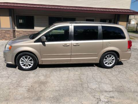 2013 Dodge Grand Caravan for sale at Settle Auto Sales TAYLOR ST. in Fort Wayne IN