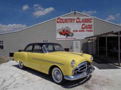 1951 Packard 200 series