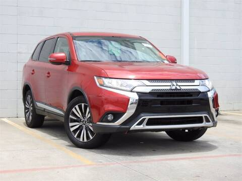 2019 Mitsubishi Outlander for sale at Joe Myers Toyota PreOwned in Houston TX