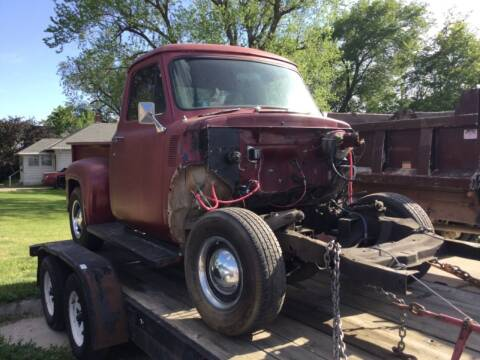 1954 Ford F-100 for sale at Sanders Auto Sales in Lincoln NE