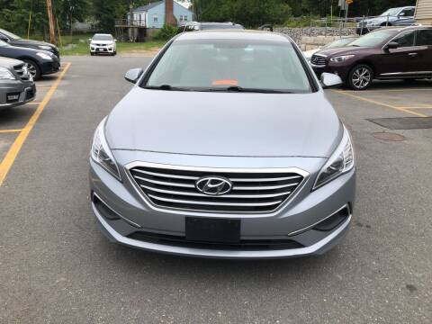 2016 Hyundai Sonata for sale at USA Auto Sales in Leominster MA