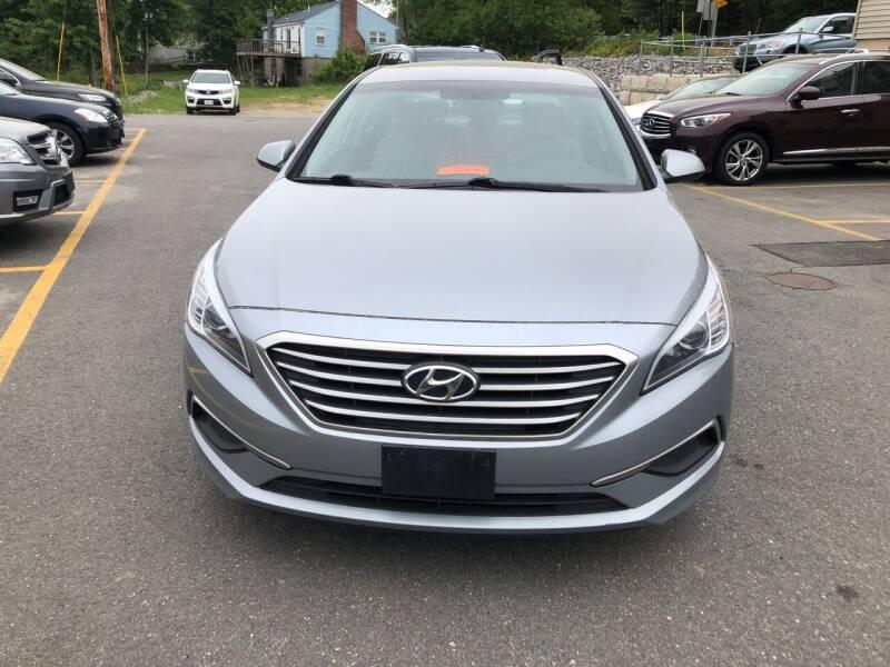 2016 Hyundai Sonata for sale at USA Auto Sales in Leominster MA