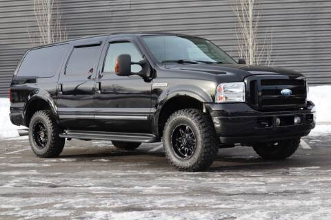 2005 Ford Excursion for sale at Sun Valley Auto Sales in Hailey ID
