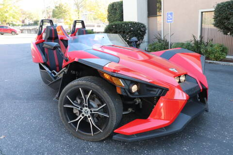 2015 Polaris Slingshot for sale at California Auto Sales in Auburn CA