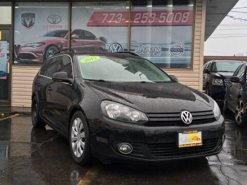 2011 Volkswagen Jetta for sale at EL SOL AUTO MART in Franklin Park IL