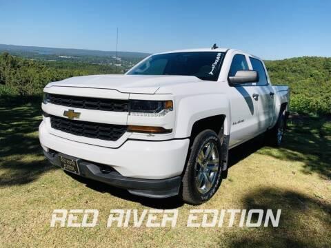 2018 Chevrolet Silverado 1500 for sale at RED RIVER DODGE in Heber Springs AR