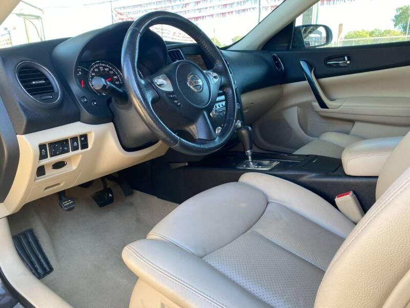 2013 Nissan Maxima 3.5 S 4dr Sedan - Philladelphia PA