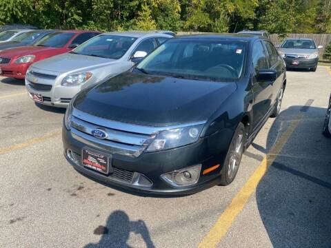 2010 Ford Fusion for sale at Midtown Motors in Beach Park IL
