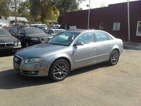 2006 Audi A4 for sale at B Quality Auto Check in Englewood CO