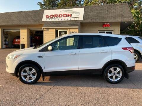 2014 Ford Escape for sale at Gordon Auto Sales LLC in Sioux City IA