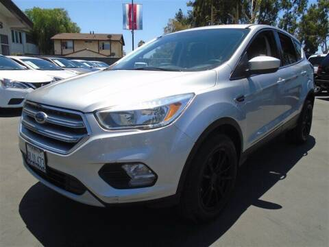 2017 Ford Escape for sale at Centre City Motors in Escondido CA