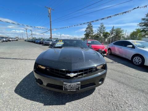 2011 Chevrolet Camaro for sale at Velascos Used Car Sales in Hermiston OR