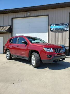 2014 Jeep Compass for sale at Born Again Auto's in Sioux Falls SD