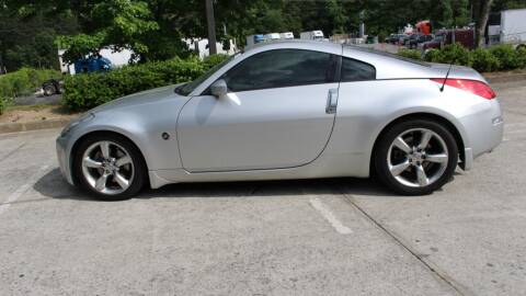 2006 Nissan 350Z for sale at NORCROSS MOTORSPORTS in Norcross GA