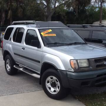 2001 Nissan Xterra for sale at Easy Credit Auto Sales in Cocoa FL
