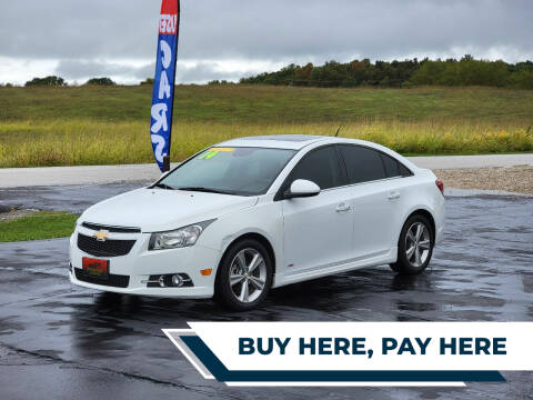 2014 Chevrolet Cruze for sale at Sho-me Muscle Cars in Rogersville MO