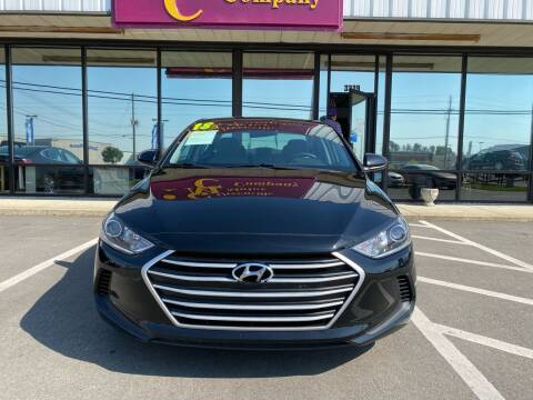 2018 Hyundai Elantra for sale at Greenville Motor Company in Greenville NC