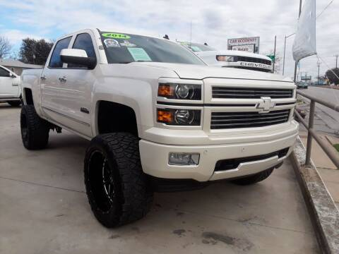 2014 Chevrolet Silverado 1500 for sale at Speedway Motors TX in Fort Worth TX