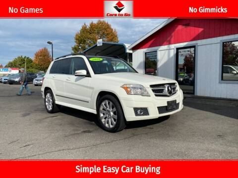 2010 Mercedes-Benz GLK for sale at Cars To Go in Portland OR