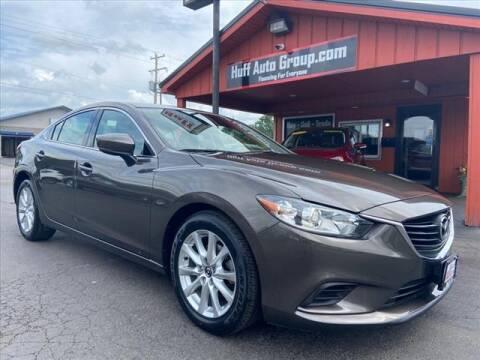 2017 Mazda MAZDA6 for sale at HUFF AUTO GROUP in Jackson MI