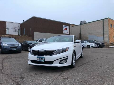 2014 Kia Optima for sale at Family Auto Sales in Maplewood MN