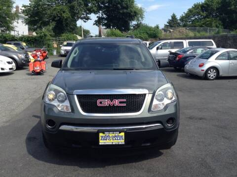 2011 GMC Acadia for sale at Worldwide Auto Sales in Fall River MA