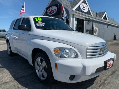 2010 Chevrolet HHR for sale at Cape Cod Carz in Hyannis MA