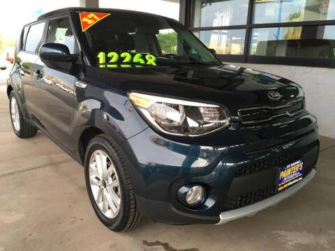 2017 Kia Soul for sale at Painter's Mitsubishi in Saint George UT
