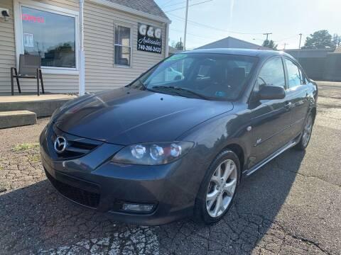 2008 Mazda MAZDA3 for sale at G & G Auto Sales in Steubenville OH