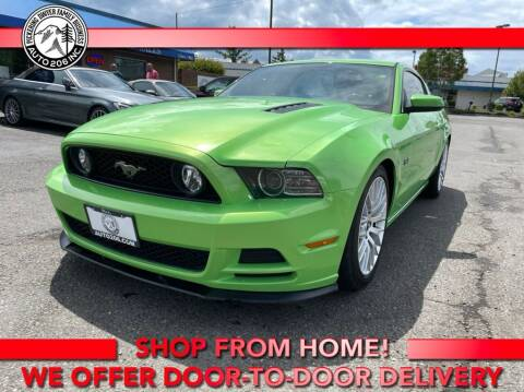 2014 Ford Mustang for sale at Auto 206, Inc. in Kent WA
