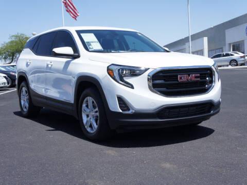 2019 GMC Terrain for sale at CarFinancer.com in Peoria AZ