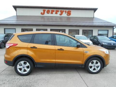 2016 Ford Escape for sale at Jerry's Auto Mart in Uhrichsville OH
