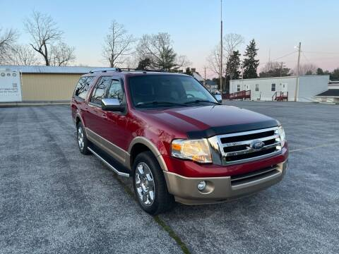 2014 Ford Expedition EL for sale at Jackie's Car Shop in Emigsville PA
