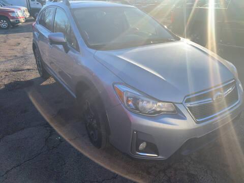 2016 Subaru Crosstrek for sale at Ol Mac Motors in Topeka KS