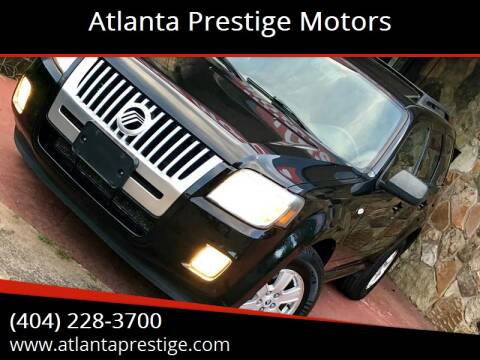 2009 Mercury Mariner for sale at Atlanta Prestige Motors in Decatur GA