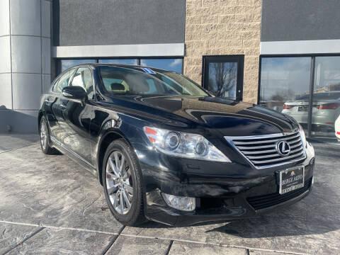 2011 Lexus LS 460 for sale at Berge Auto in Orem UT