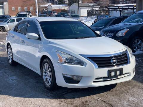 2015 Nissan Altima for sale at IMPORT Motors in Saint Louis MO