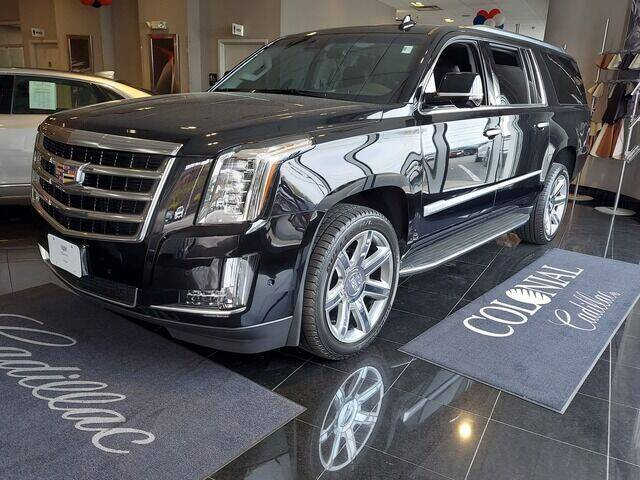 2020 Cadillac Escalade ESV for sale in Woburn, MA