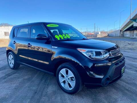 2015 Kia Soul for sale at Island Auto Express in Grand Island NE