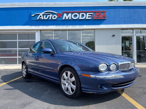 2006 Jaguar X-Type for sale at AUTO MODE USA-Monee in Monee IL