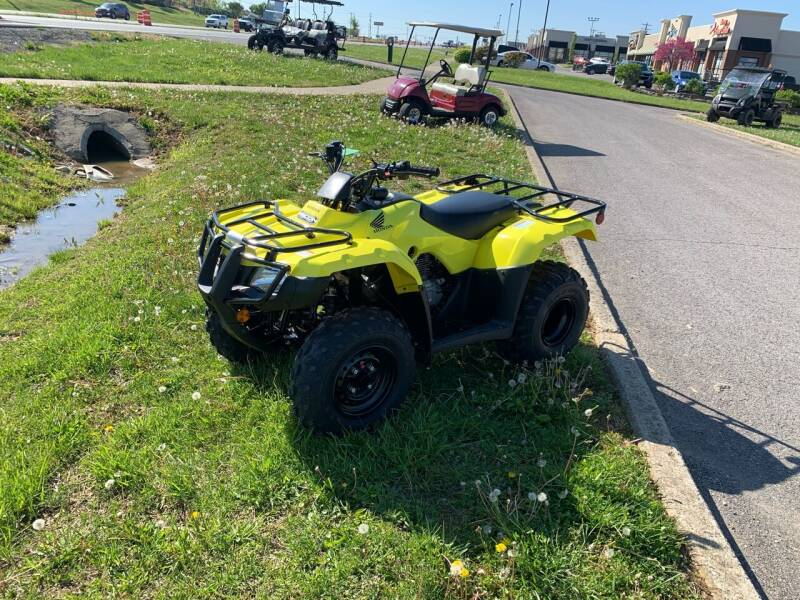 2021 Honda Recon for sale at Dan Powers Honda Motorsports in Elizabethtown KY