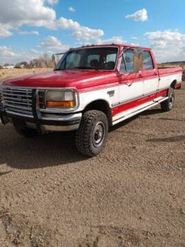 1993 Ford F-350 Super Duty for sale at Classic Car Deals in Cadillac MI