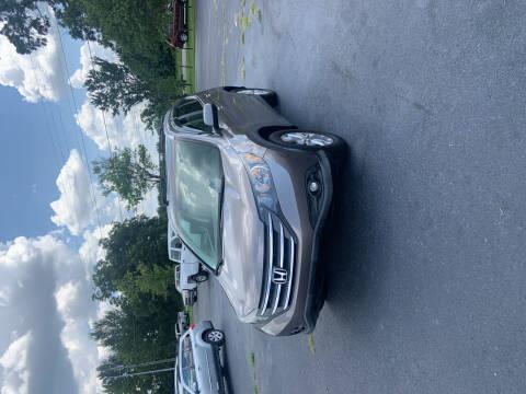 2012 Honda CR-V for sale at Thoroughbred Motors LLC in Florence SC