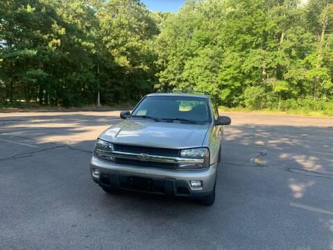 2003 Chevrolet TrailBlazer for sale at Pristine Auto in Whitman MA