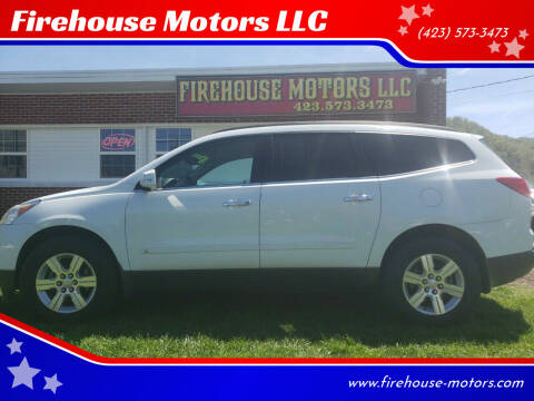 2010 Chevrolet Traverse for sale at Firehouse Motors LLC in Bristol TN