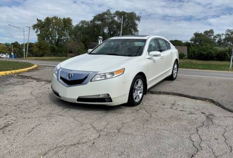 2009 Acura TL for sale at InstaCar LLC in Independence MO